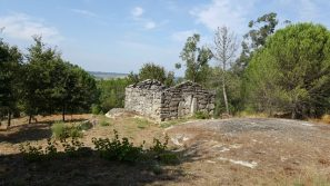 Quinta 1 hectare with building possibilities and nice view, Fiais Beira, Oliveira do Hospital