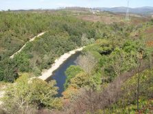 Plot of 4 hectares on the River Alva, Côja, Arganil