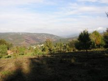 Building plot with beautiful views, Vinhó, Arganil