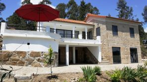 Attractive holiday accommodation with stunning views, Tonda, Tondela