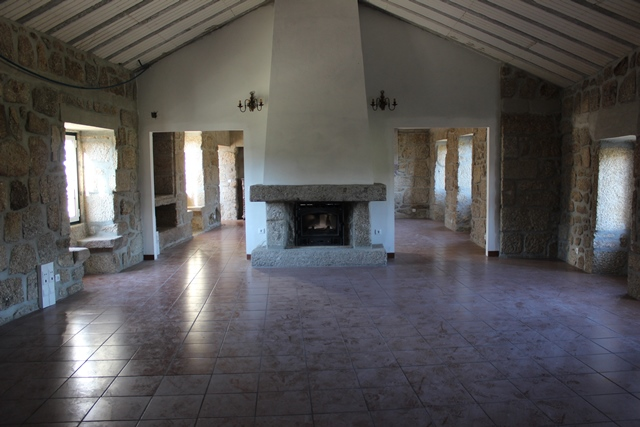 Monumental quinta with mansion and 1 hectare of land, Oliveira do Conde, Carregal do Sal