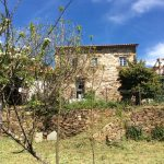 Slate house with garden and beautiful view, Barril de Alva, Arganil