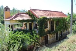 Attractive house with garden near the river Alva, Salão, Arganil