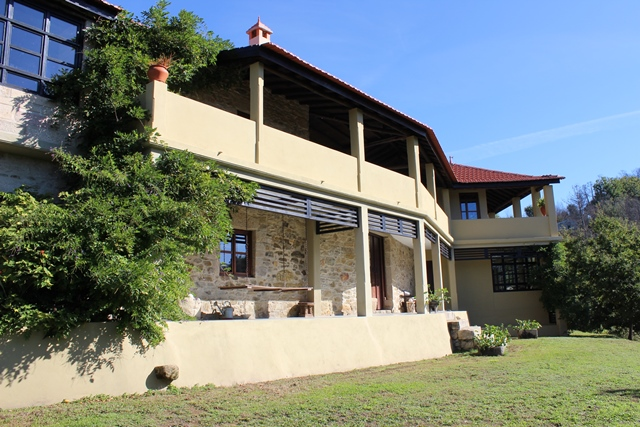 Quinta with attractive house and 2.4 ha, Avô, Oliveira do Hospital