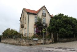 Detached mansion with outbuildings and garden, Fiais de Beira, Oliveira do Hospital