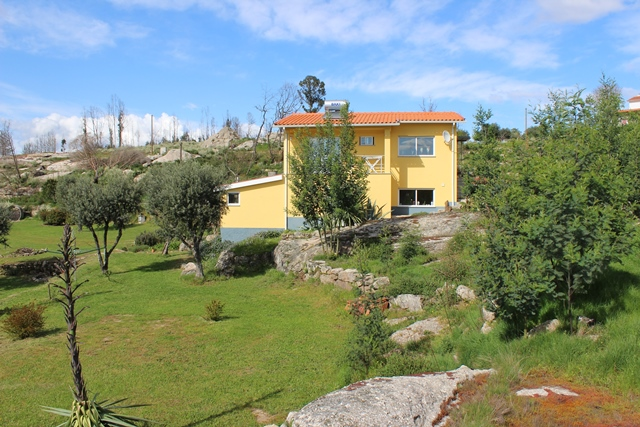 Rural campsite with house and 4.7 ha, Vila Nova de Oliveirinha, Tábua